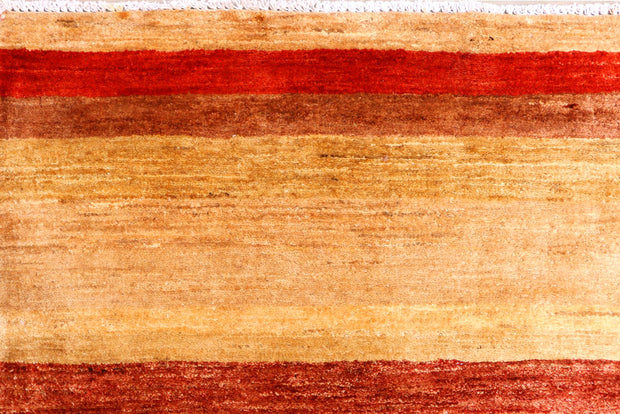Multi Colored Gabbeh 8' 6 x 11' 3 - No. 44696 - ALRUG Rug Store