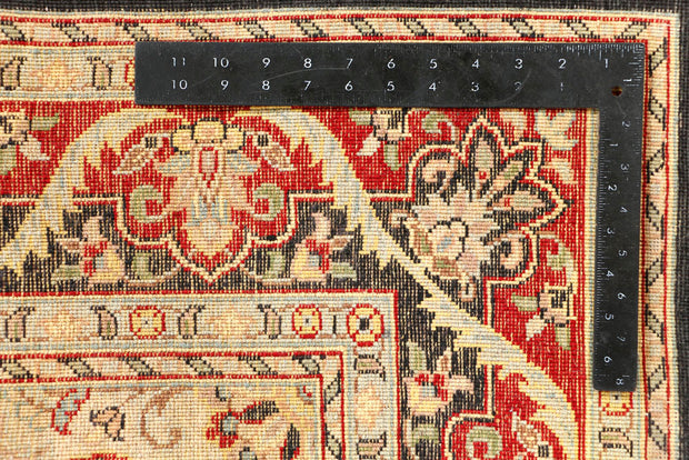Multi Colored Bakhtiar 4' 6 x 7' 1 - No. 44741 - ALRUG Rug Store