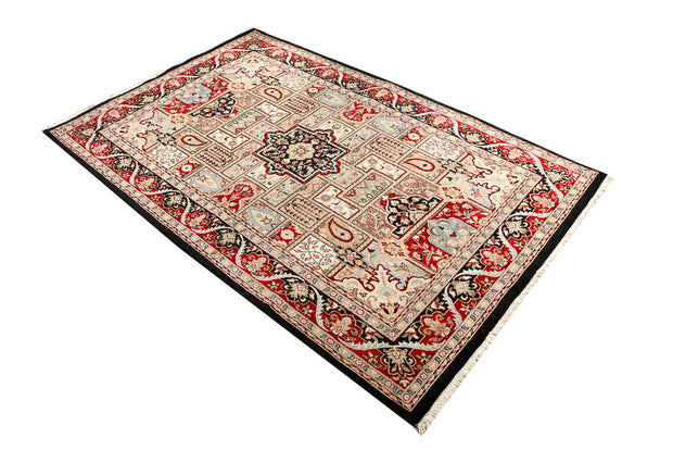 Multi Colored Bakhtiar 4' 6 x 7' 1 - No. 44754 - ALRUG Rug Store