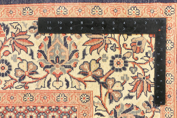 Midnight Blue Tree of Life 5' 1 x 8' 2 - No. 44796 - ALRUG Rug Store