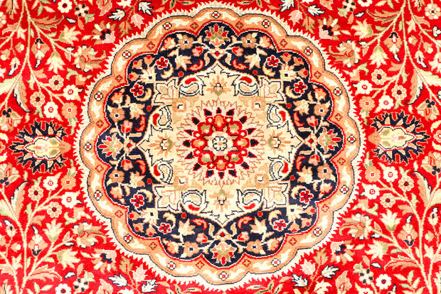 Firebrick Tree of Life 5' 9 x 9' 2 - No. 44814 - ALRUG Rug Store