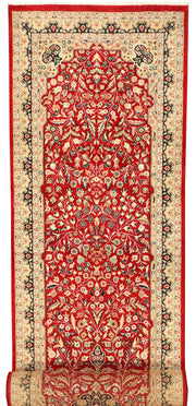 Red Mahal 2' 7 x 12' - No. 44829 - ALRUG Rug Store