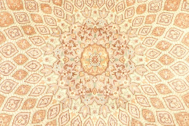 Wheat Gombud 8' 11 x 11' 11 - No. 44902 - ALRUG Rug Store
