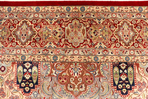 Multi Colored Bakhtiar 9' x 12' 2 - No. 44906 - ALRUG Rug Store