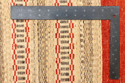 Wheat Gabbeh 3' 10 x 4' 10 - No. 44986 - ALRUG Rug Store