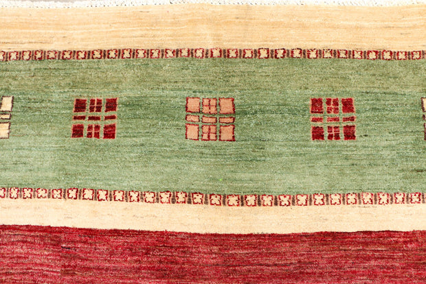 Multi Colored Gabbeh 8' 1 x 11' 1 - No. 44997 - ALRUG Rug Store