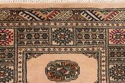 Antique White Bokhara 2' 7 x 9' 1 - No. 45343 - ALRUG Rug Store
