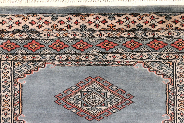 Light Slate Grey Jaldar 2' 6 x 8' 6 - No. 45423 - ALRUG Rug Store