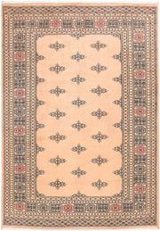 Blanched Almond Butterfly 4' 7 x 6' 8 - No. 45832 - ALRUG Rug Store