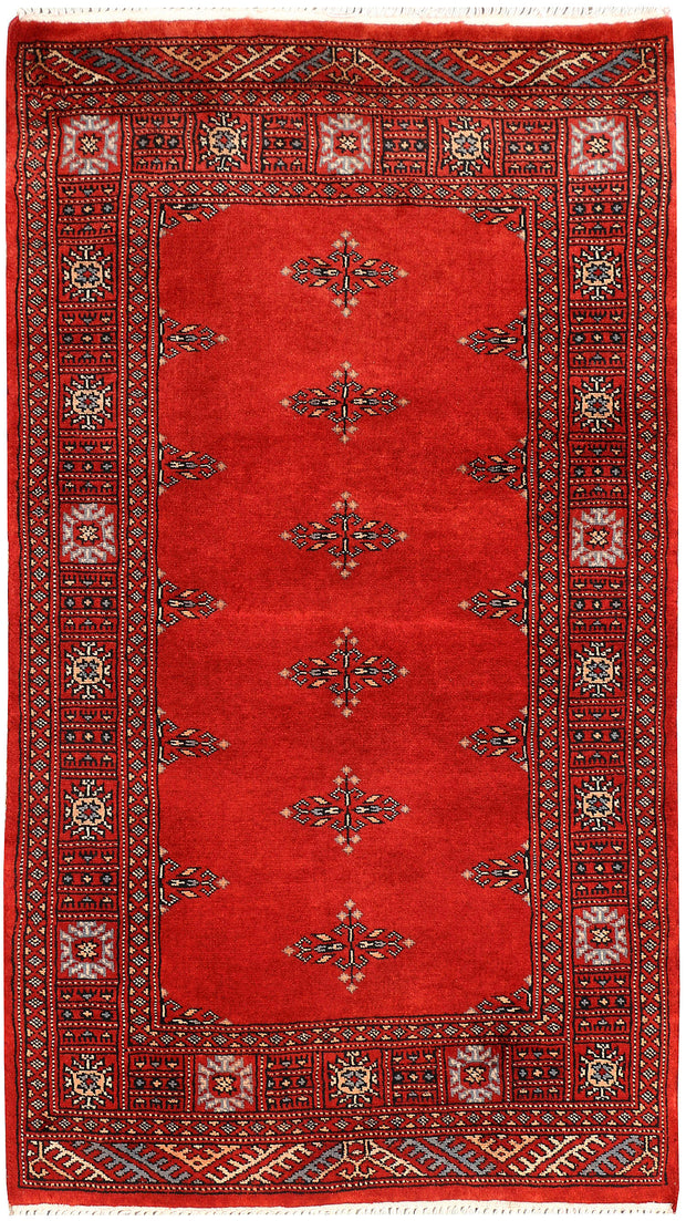 Firebrick Butterfly 2' 6 x 4' 5 - No. 46405 - ALRUG Rug Store