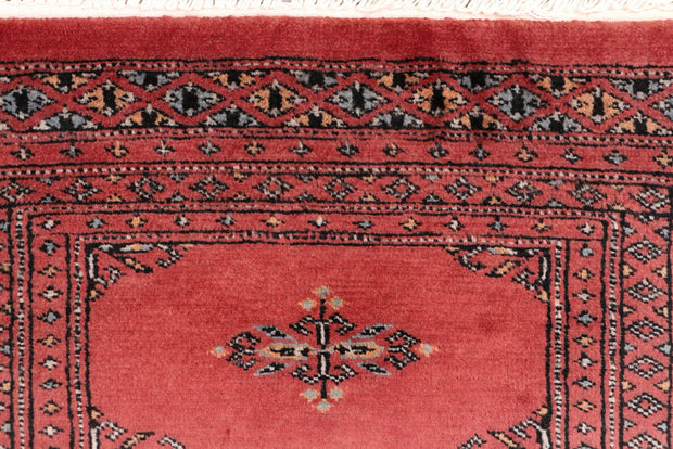 Indian Red Butterfly 2' 1 x 6' 1 - No. 46483 - ALRUG Rug Store