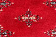 Red Butterfly 2' x 6' 2 - No. 46494 - ALRUG Rug Store