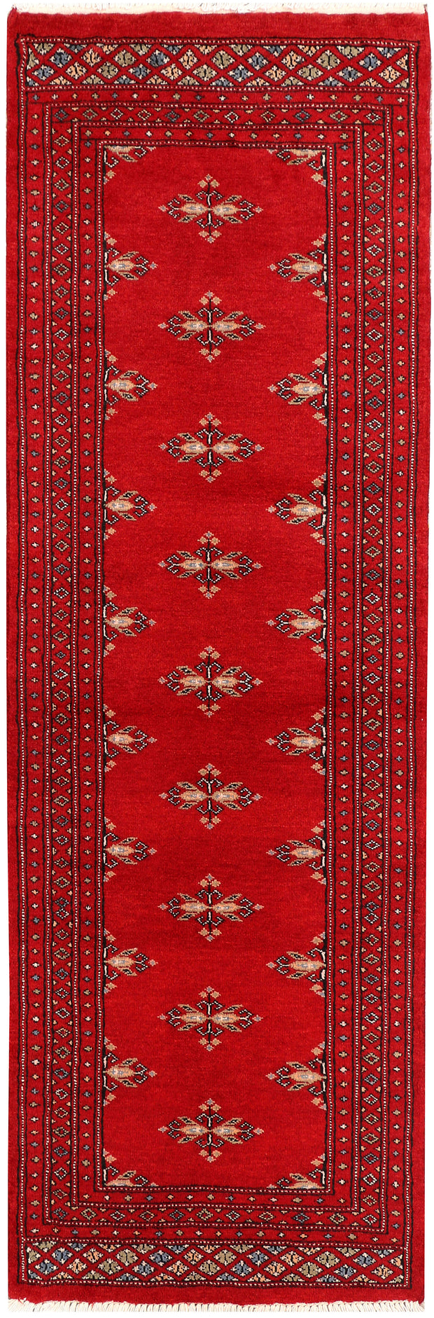 Red Butterfly 2' 1 x 6' - No. 46496 - ALRUG Rug Store