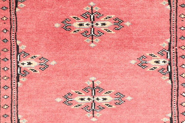 Indian Red Butterfly 2' 1 x 5' 8 - No. 46514 - ALRUG Rug Store