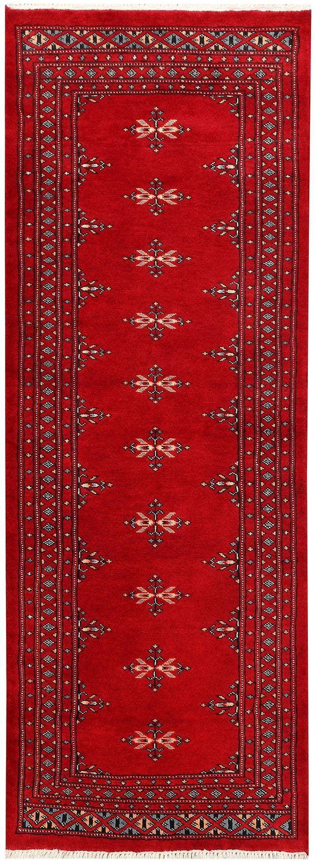 Red Butterfly 2' 1 x 5' 9 - No. 46521 - ALRUG Rug Store