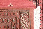 Indian Red Butterfly 2' 2 x 6' 3 - No. 46539 - ALRUG Rug Store