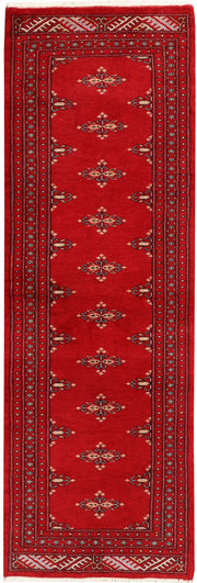 Red Butterfly 2' x 6' 2 - No. 46547 - ALRUG Rug Store