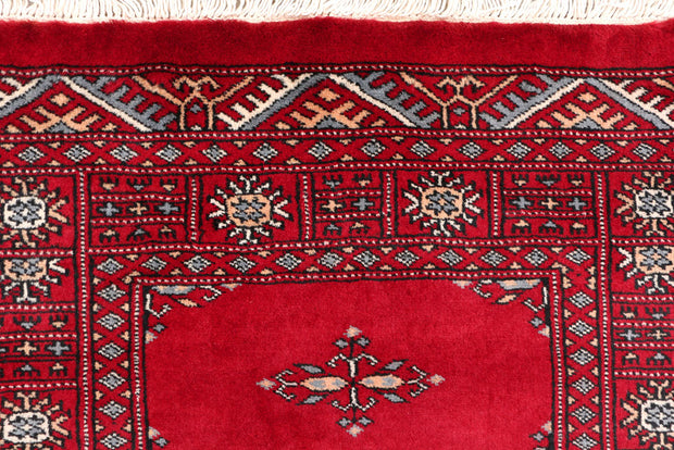 Dark Red Butterfly 2' 8 x 10' 4 - No. 46827 - ALRUG Rug Store