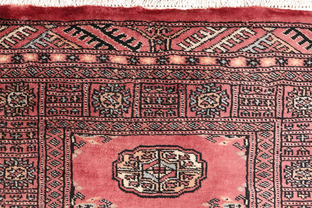 Light Coral Bokhara 2' 7 x 11' 11 - No. 46884 - ALRUG Rug Store