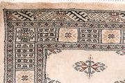 Tan Butterfly 2' 7 x 12' 2 - No. 46890 - ALRUG Rug Store