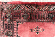 Light Coral Butterfly 2' 6 x 14' 5 - No. 46996 - ALRUG Rug Store