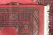 Indian Red Bokhara 2' 8 x 13' 11 - No. 47018 - ALRUG Rug Store