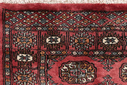 Indian Red Bokhara 2' 8 x 14' 6 - No. 47038 - ALRUG Rug Store