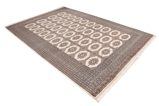 Wheat Jaldar 6' 8 x 9' 10 - No. 47709 - ALRUG Rug Store