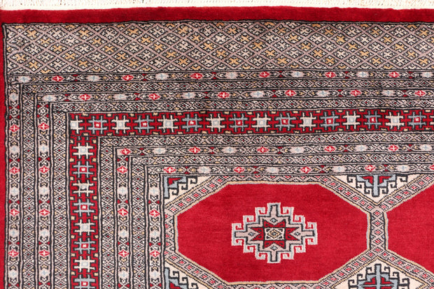 Dark Red Jaldar 6' 7 x 10' 3 - No. 47743 - ALRUG Rug Store