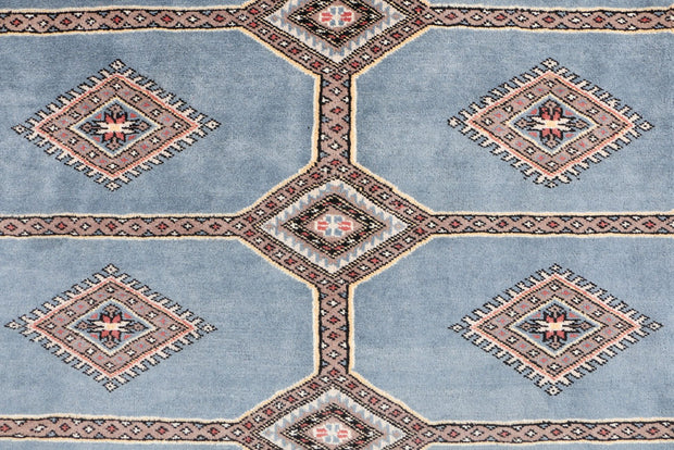 Light Slate Grey Jaldar 5' 8 x 8' 9 - No. 47788 - ALRUG Rug Store