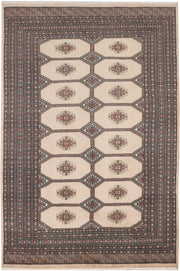 Wheat Jaldar 5' 6 x 8' 4 - No. 47845 - ALRUG Rug Store