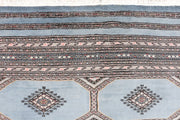Light Slate Grey Jaldar 5' 6 x 7' 8 - No. 47855 - ALRUG Rug Store
