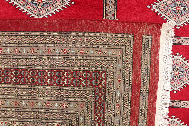Dark Red Jaldar 5' 7 x 8' - No. 47856 - ALRUG Rug Store