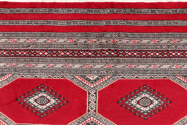 Dark Red Jaldar 5' 6 x 8' 5 - No. 47885 - ALRUG Rug Store