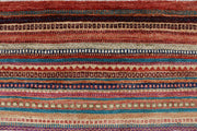 Multi Colored Gabbeh 8' 2 x 11' 6 - No. 48301 - ALRUG Rug Store