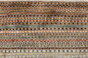 Multi Colored Gabbeh 5' 2 x 7' 1 - No. 48368 - ALRUG Rug Store