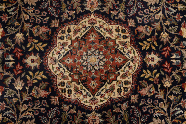 Black Tree of Life 4' 7 x 7' 1 - No. 52356 - ALRUG Rug Store