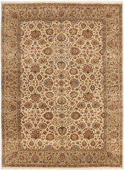 Blanched Almond Mahal 6' 1 x 8' 6 - No. 52422 - ALRUG Rug Store