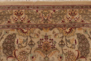 Blanched Almond Mahal 2' 6 x 12' 8 - No. 52485 - ALRUG Rug Store