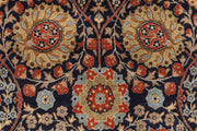 Midnight Blue Sultanabad 3' x 12' 4 - No. 52502 - ALRUG Rug Store