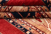 Multi Colored Shawl 3' 10 x 5' 9 - No. 53158 - ALRUG Rug Store