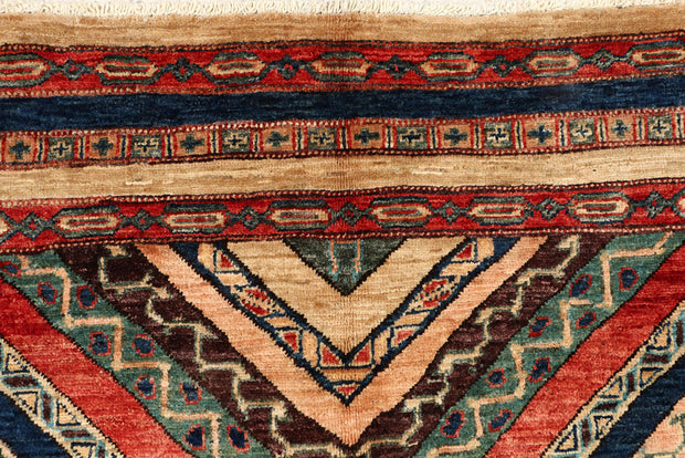 Multi Colored Shawl 4' 11 x 6' 2 - No. 53175 - ALRUG Rug Store