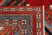 Multi Colored Shawl 8' 2 x 10' 2 - No. 53199 - ALRUG Rug Store