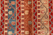 Multi Colored Shawl 6' 5 x 9' 7 - No. 53213 - ALRUG Rug Store