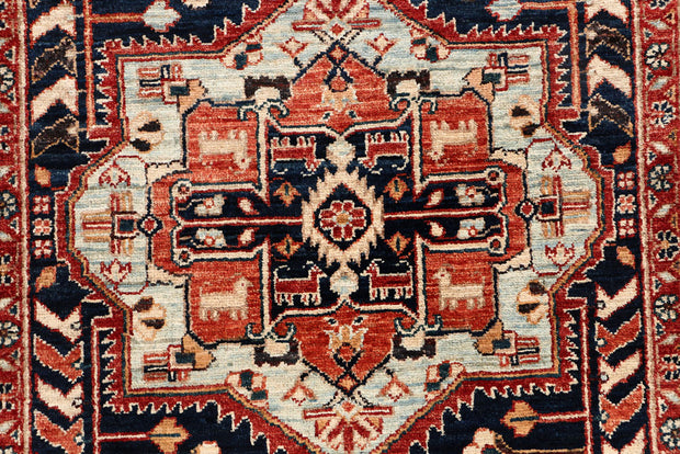 Midnight Blue Oushak 2' 7 x 9' 11 - No. 53361 - ALRUG Rug Store