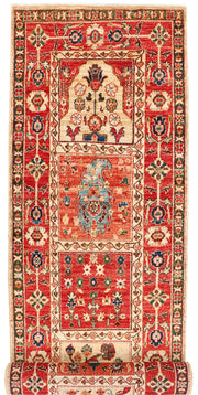 Multi Colored Ziegler 2' 9 x 12' 11 - No. 53367 - ALRUG Rug Store