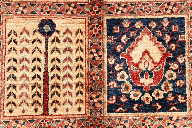 Multi Colored Bakhtiar 3' 11 x 5' 9 - No. 53424 - ALRUG Rug Store