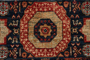 Midnight Blue Mamluk 2' 1 x 4' 9 - No. 53616 - ALRUG Rug Store
