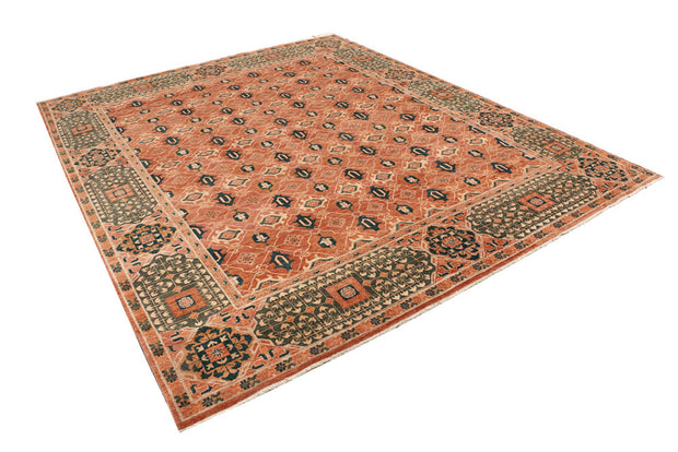 Brown Ziegler 7' 10 x 9' 9 - No. 53682 - ALRUG Rug Store