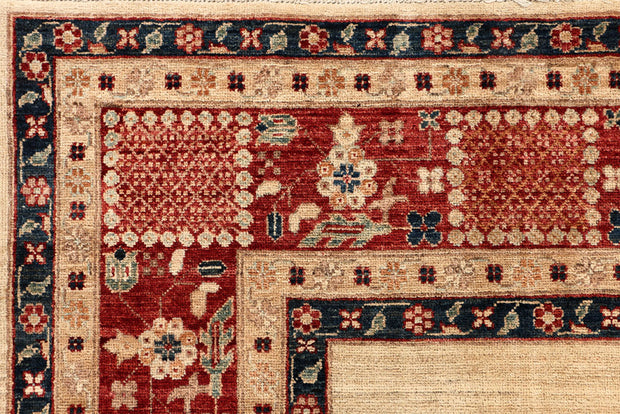 Wheat Oushak 8' 2 x 8' 1 - No. 54052 - ALRUG Rug Store
